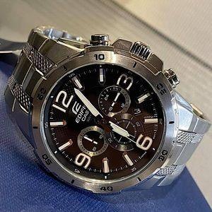 Casio Men's Edifice Chronograph Watch